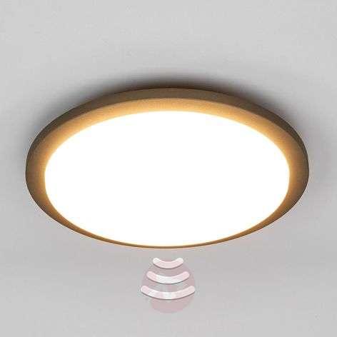 LED-ulkokattovalaisin Benton sensorilla