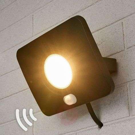 LED-ulkokohdevalaisin Duke, alumiinia, 30W
