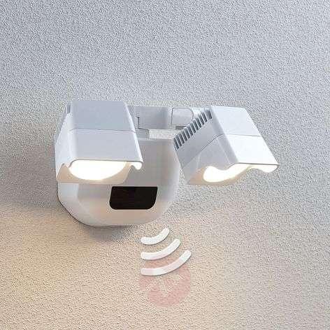 LED-ulkoseinälamppu Alexine anturi 2-lamppuinen