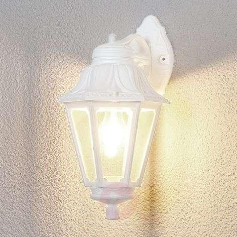 LED-ulkoseinävalaisin Bisso Anna, lyhty alla
