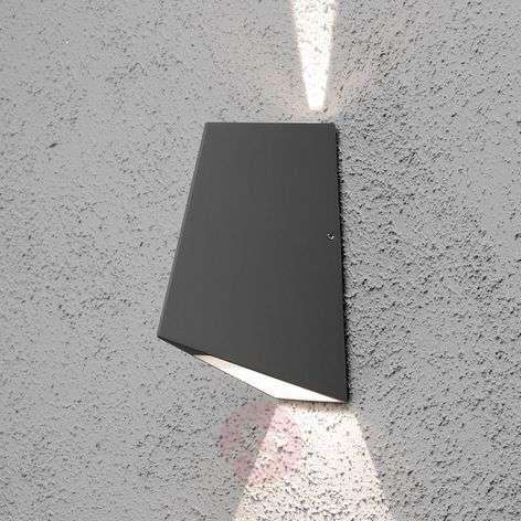 LED-ulkoseinävalaisin Imola, säädet. valon kulma
