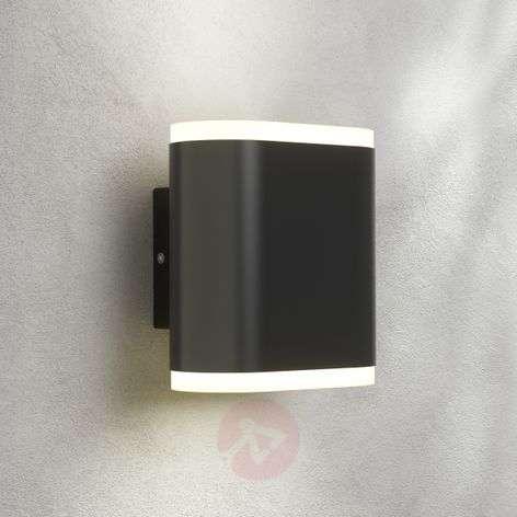 LED-ulkoseinävalaisin Maurus, 2-lamppuinen
