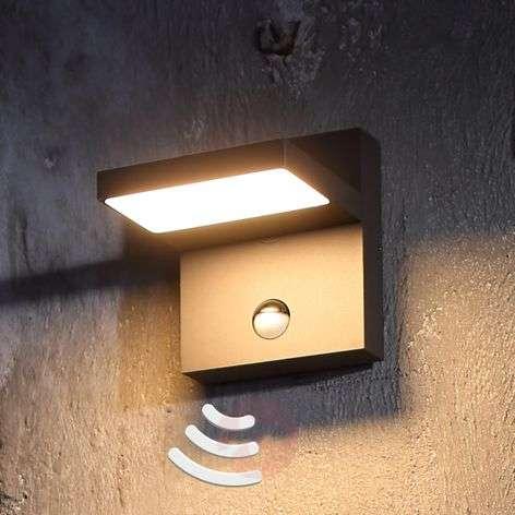 LED-ulkoseinävalaisin, Silvan, liikkeentunnistin