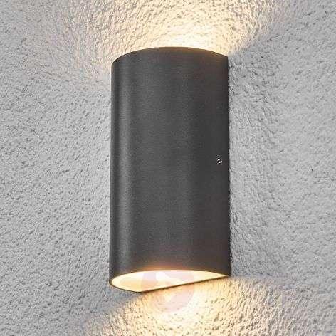 LED-ulkoseinävalaisin Weerd