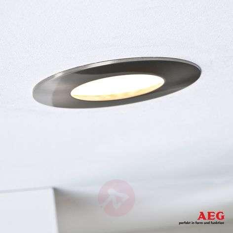 LED-uppospotti Orbita, 3-osainen, matta nikkeli-3057046-31