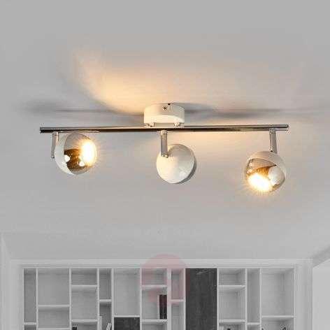 LED-valaisin Arvin kolmella valaisinosalla