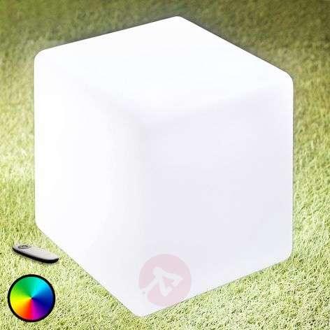 LED-valokuutio Insira ulkokäyttöön, 30 cm
