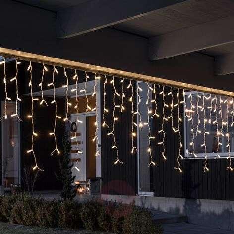 LED-valoverho 24V-järjestelmälaajennus 100 lamppua