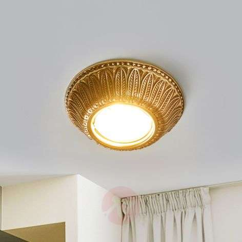 Liberty-LED-uppospotti – engl. patinaviimeistely