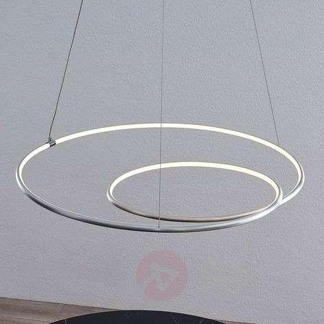 Lindby Lucy LED-riippuvalaisin, 70 cm, alumiini