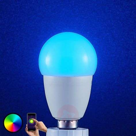 Lindby Smart LED-lamppu E14 4,5 W RGB pisara