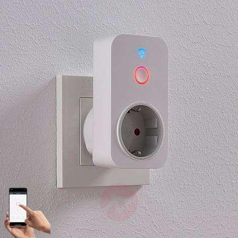 Lindby Smart wifi-pistorasia, sovelluskäyttöinen-9971015-32
