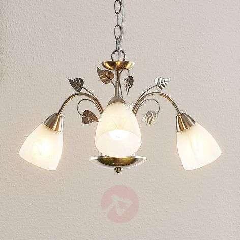 Lindby Yannie LED-riippuvalaisin, 3-lamppuinen