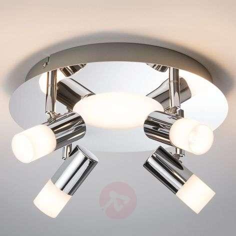 Lisä-LEDeillä varustettu kattovalaisin Lagoon
