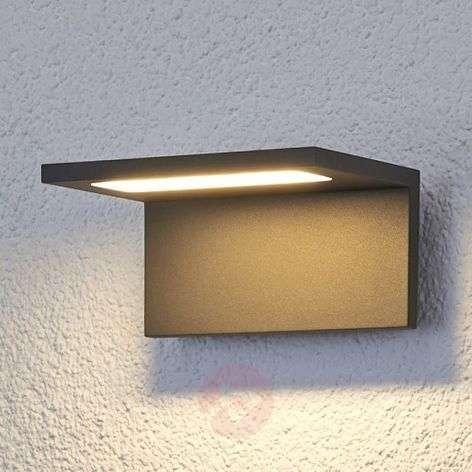 Litteä LED-ulkoseinävalaisin Caner
