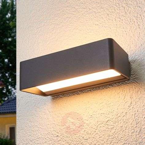 Logan - kodikas LED-ulkoseinävalaisin, IP65