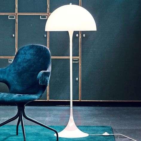 Louis Poulsen Panthella design-lattiavalo, opaali