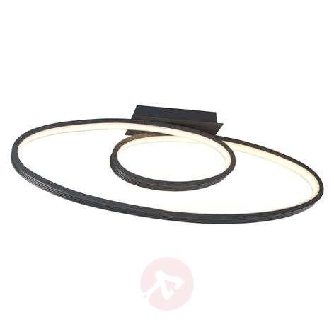 Lucande Bronwyn -LED-kattovalaisin, 98 cm