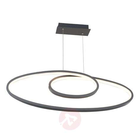 Lucande Bronwyn -LED-riippuvalaisin