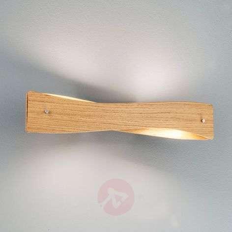 Lucande Lian LED-seinävalaisin, tammi
