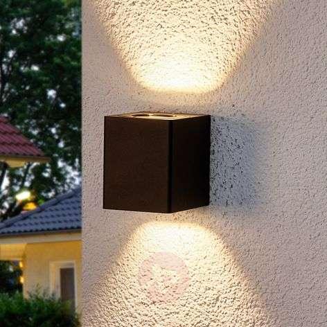 Lukas - LED-ulkoseinävalaisin vaihtosuotimilla