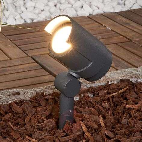 Maapiikkivalaisin Beatrix LEDeillä