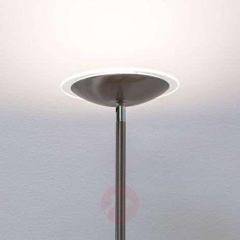 Malea - LED-lattiavalaisin, matta nikkeli