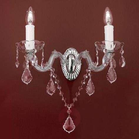 Maria Theresia -kristalliseinävalaisin