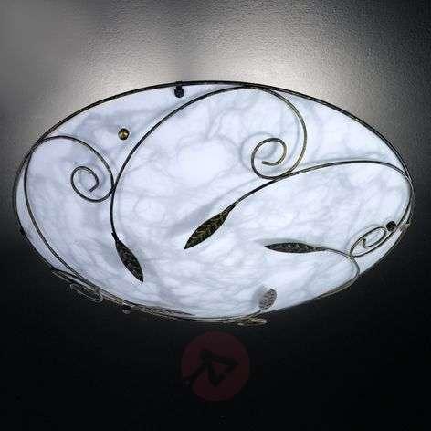 Marmoroitu kattovalaisin MOL metallikoristelulla-4580087-31