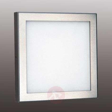 Mette-LED-ulkoseinävalaisin, ruostumaton teräs
