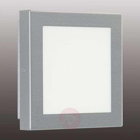 Mette-LED-ulkoseinävalaisin, ruostumaton teräs 8 W