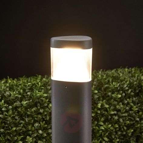 Milou-pollarivalaisin LED alumiinia