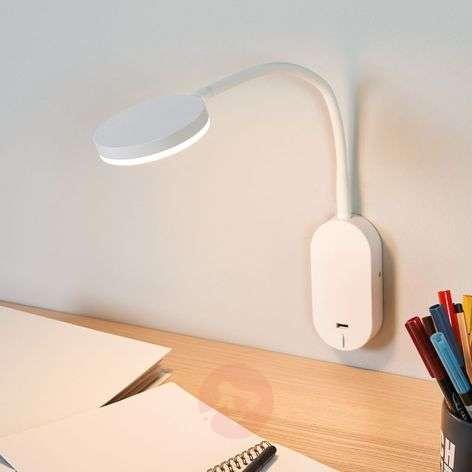 Milow-seinävalaisin LED, joustovarsi and USB-portti-9643030-31