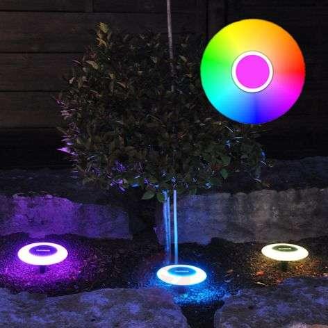 MiPow Playbulb LED-koristevalaisin, 3:n setti