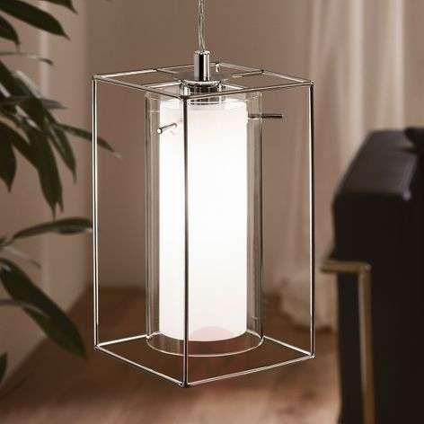 Moderni lasinen riippuvalaisin Loncino-3031746-31