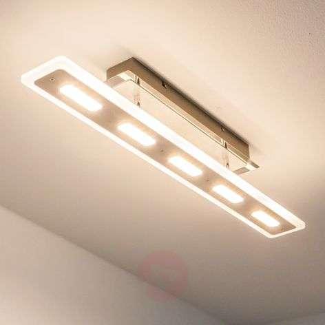 Moderni LED-kattovalaisin Borgia
