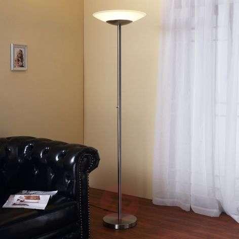Moderni LED-lattiavalaisin Ragna, himmennettävä