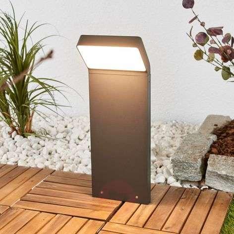 Moderni LED-pollarivalaisin Evelin