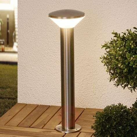 Moderni LED-pollarivalaisin Tiga ruostum. terästä-9988073-32