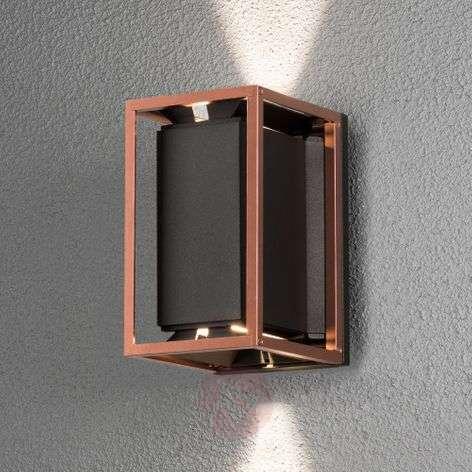 Moderni LED-seinävalaisin Vale, käsityötä