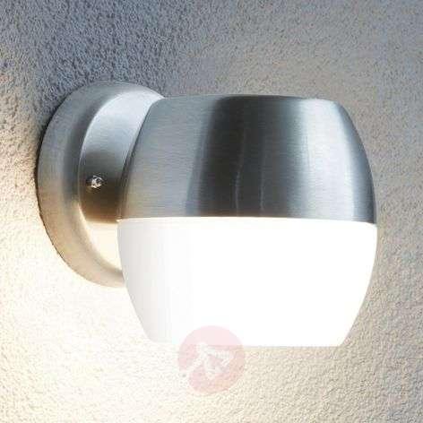Moderni LED-ulkoseinävalaisin Oncala lasivarjostin