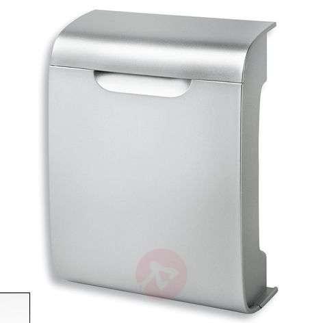 Moderni muovinen Vivo-postilaatikko, hopea-1532020-31