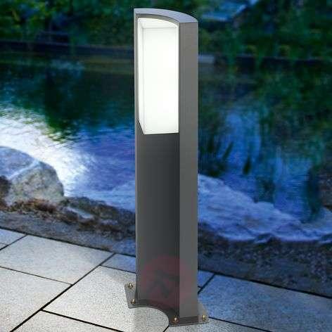 Moderni Tirano-pollarivalaisin LED-lampuilla