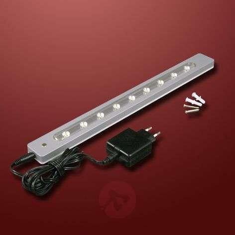 Monipuolinen LED-kalustevalaisin Delphi