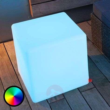 Monitoiminen CUBE Outdoor LED-ulkokoristevalaisin