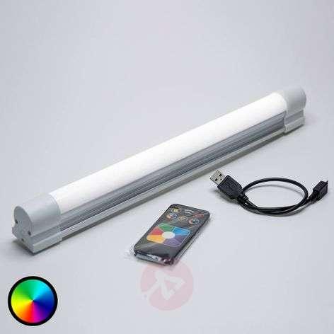 Monitoiminnallinen LED-lista Magnetube kaukosäädin