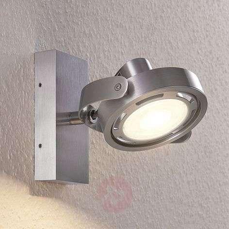 Munin - alumiini-kohdevalaisin LED-lampulla