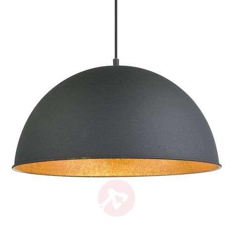 Musta ja kultainen riippuvalaisin Lenn-4015064-31