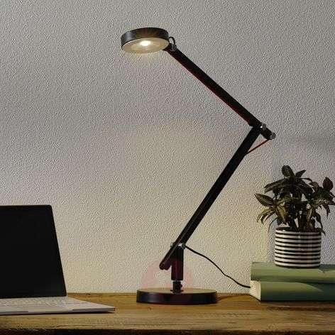 Musta LED-monitoimivalaisin Amsterdam