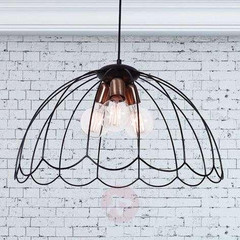 Mustika-riippuvalaisin kolmella lampulla-1054120-31